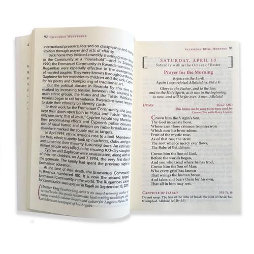 Magnificat Regular Print
