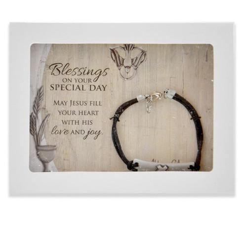 Religious Blessings Bracelet