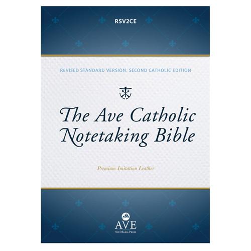 Ave Catholic Notetaking Bible