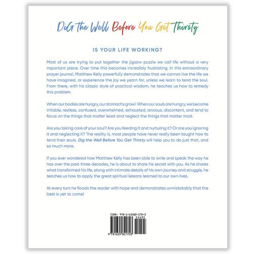 Dig The Well Prayer Journal