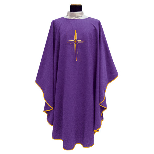 334 Chasuble in Micro Monastico
