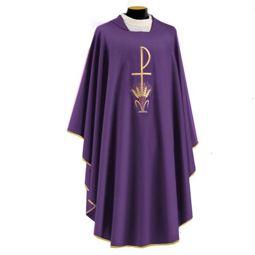 305 Chasuble in Primavera Purple