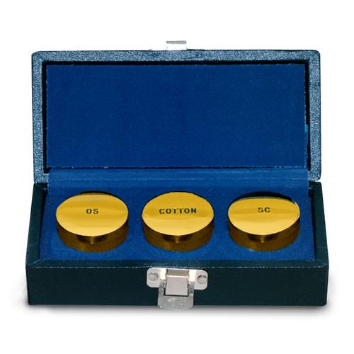 K34 Baptismal Set 24K Gold Plate