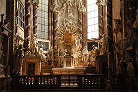 The Catholic Church's Altar
