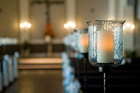 Votive Candles in the Catholic Church