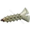 Raised Slot Self Tapping Screw 360 Piece Pack - Stainless