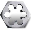 Die Nut Alloy Steel 1/4 BSW