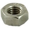 Std Hex Nut Stainless G304: M10 (1.00mm) EXTRA FINE