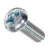 M6 x 12mm JIS Pan Head Zinc Machine Screw