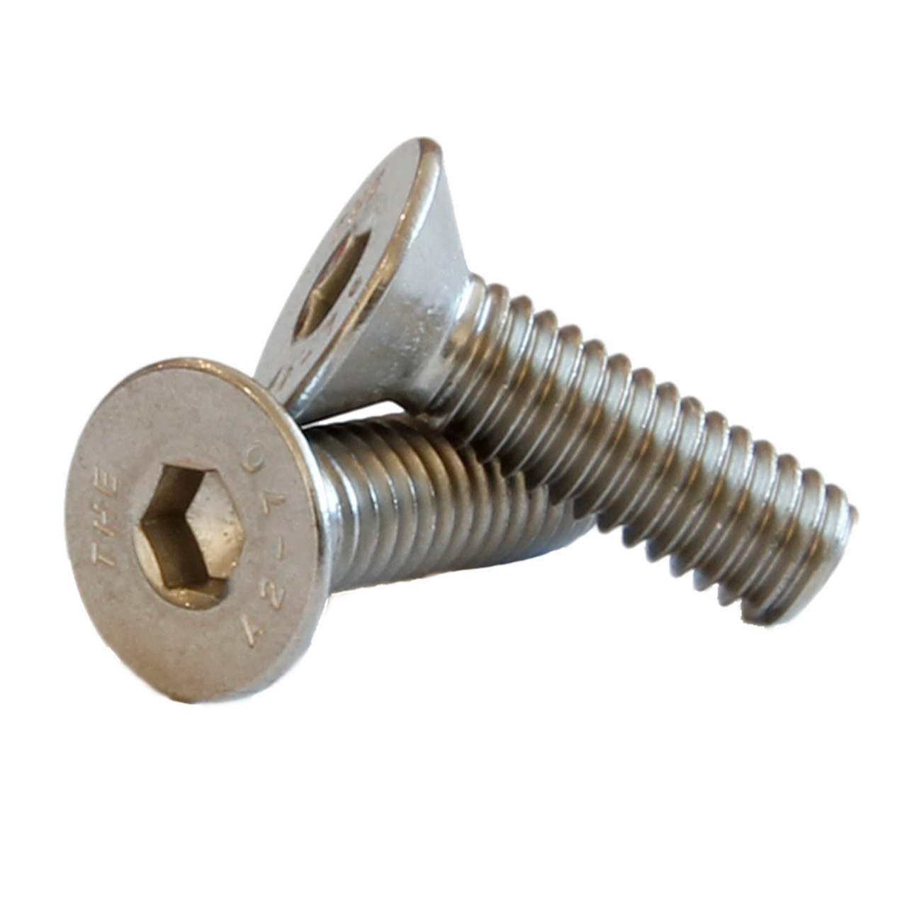 Csk Socket Stainless (304) : M6 (1.00mm) x 12mm