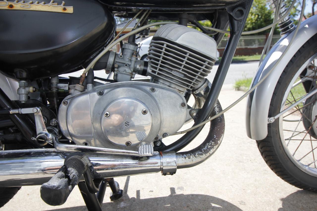 Suzuki T20 Engine