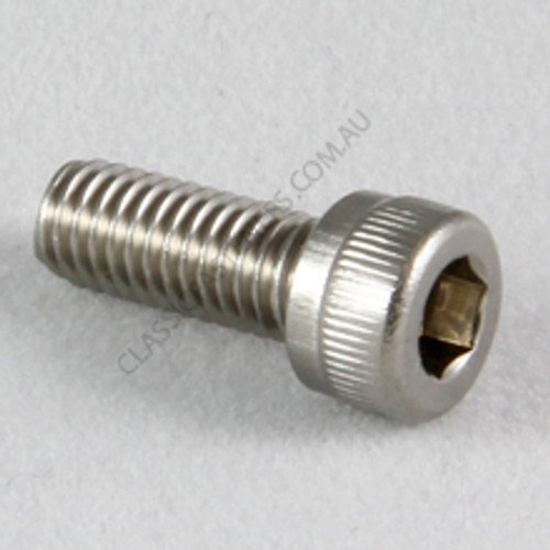 Socket Cap Stainless 10-32 UNF x 1/2