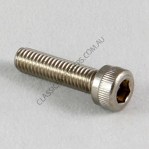 Socket Cap Stainless 10-32 UNF x 3/4