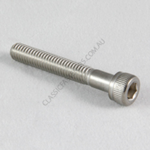 Socket Cap Stainless 10-32 UNF x 1 1/4