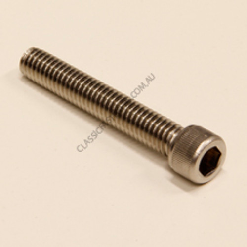 5/16 UNC x 2 (FT) Socket Cap Stainless 304
