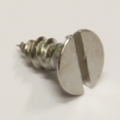 Countersunk Slot Self Tapping Screw