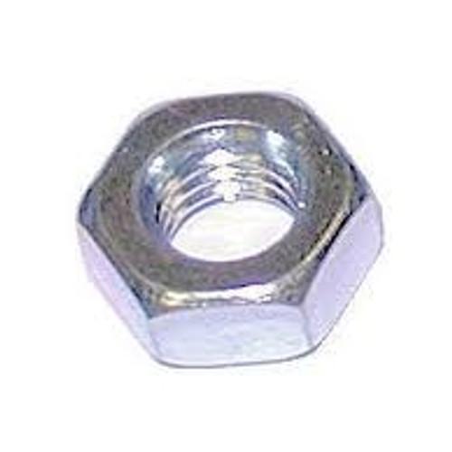 Std Hex Nut Steel Zinc : 1/8 BSW