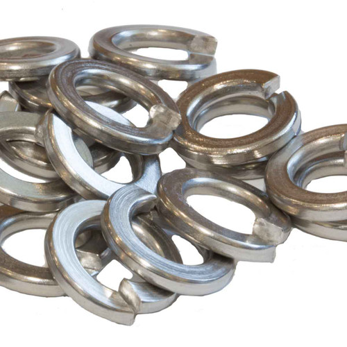 "1/4"" Stainless Spring Washer"