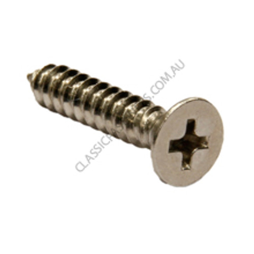 Self Tapping Screw Countersunk Phillips