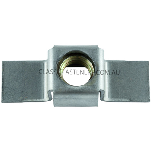 M6 Weld Type Cage Nut
