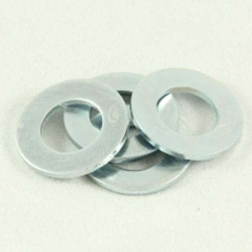 Flat Washer Zinc 3/8 x 3/4 OD x 16G. Qty: 1