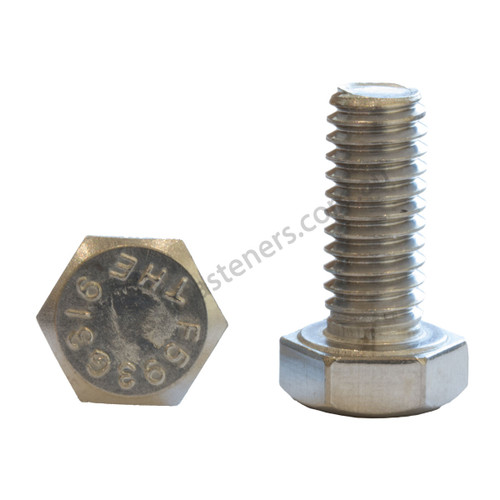 5/16 UNC X 3/4 Set Screw Stainless 316