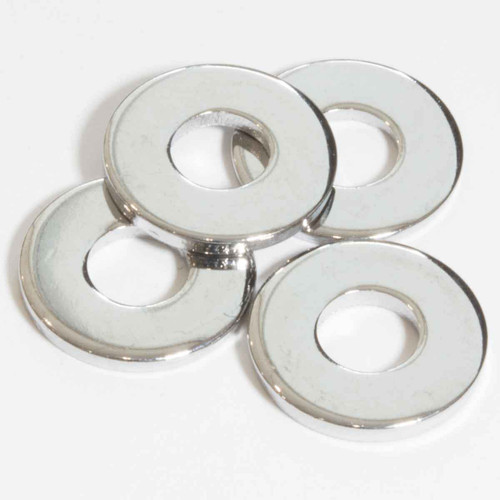 SAE Flat Round Washer Chrome