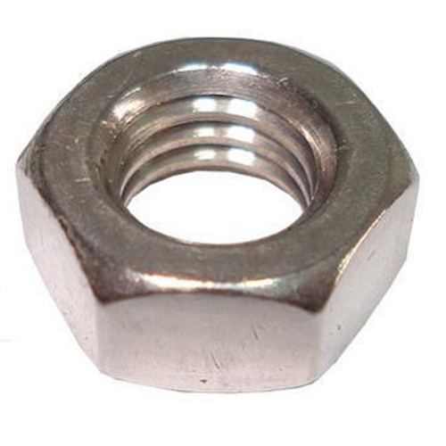 Standard hex nut stainless