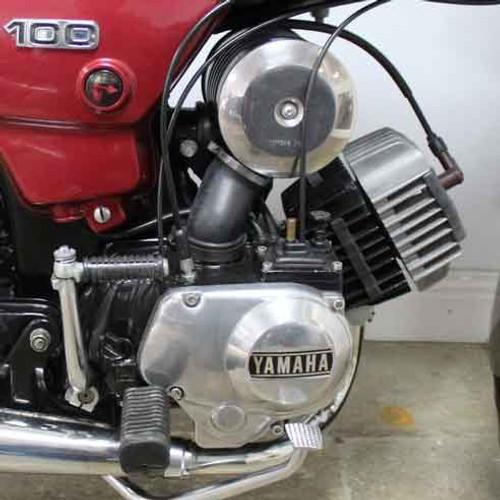YAMAHA RS100/125, DX/YB100 Allen Screw Kit