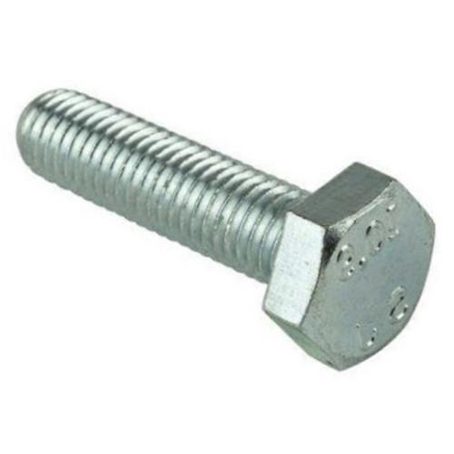 Set screw Steel Alloy Class 10.9 Zinc M6 x 25mm