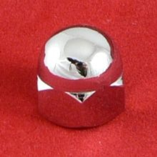 BSCY (CEI) Dome nut, chrome plated