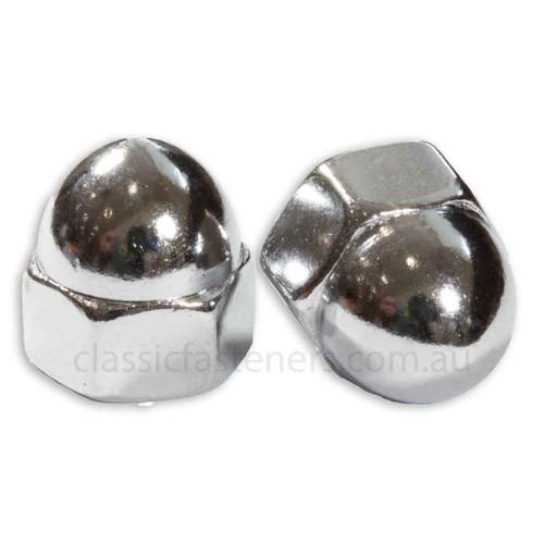 Dome Nut Chrome M10 (1.50)