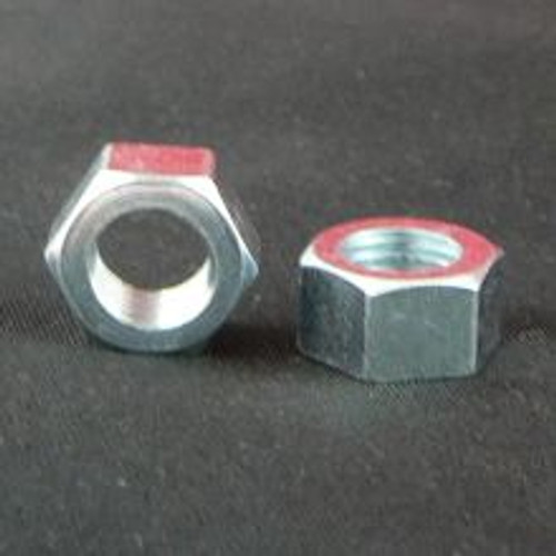 "Reduced Hex Nut 5/16 BSCY, Std Height .250"" ZP"