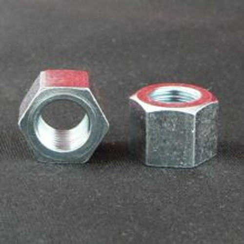 "Reduced Hex Nut 5/16 BSCY, Height 0.345"" ZP"