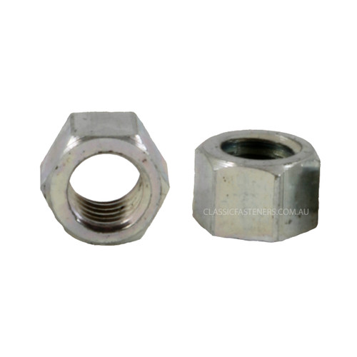 1/4 BSCY reduced hex nut