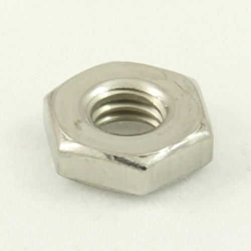 Hex Nut 10-32 Stainless
