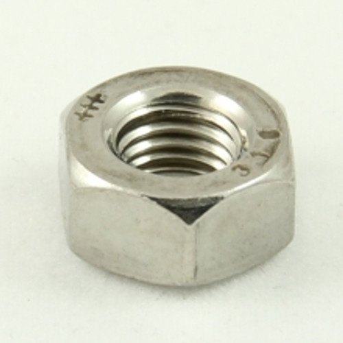 Hex Nut 1/4 UNF Stainless