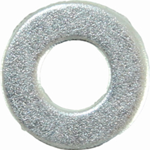 Flat round washer zinc plated