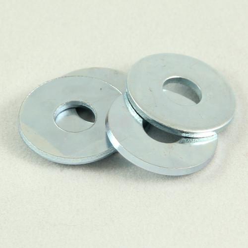 Flat Washer Zinc 1/4 x 3/4 OD x 16G. Qty: 200