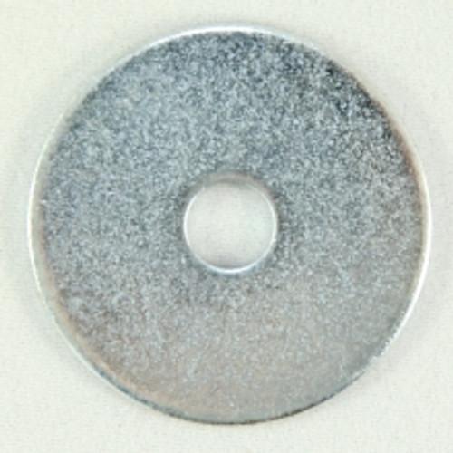 Flat Washer Zinc 1/4 x 1 1/4 OD x 16G. Qty: 1