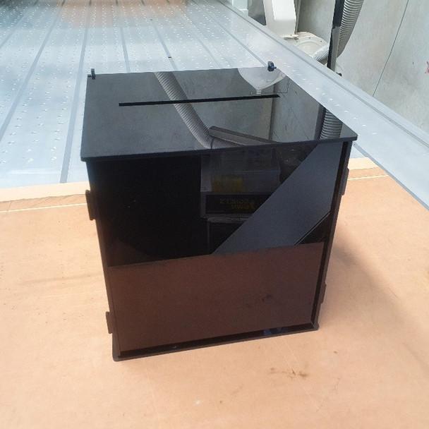 Acrylic Wishing Well - Single Colour - Black
