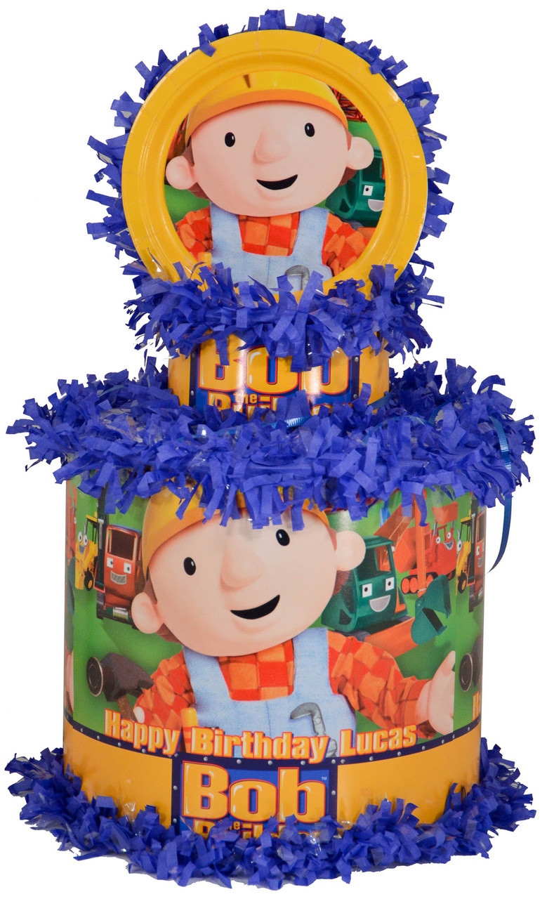 Bob the Builder Large Personalized Pinata