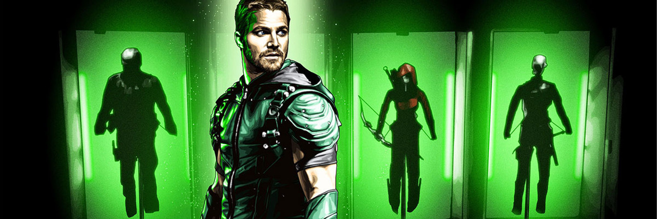 Green Arrow, Suit Up, Fan Art, Brian C. Roll, Odyssey Art