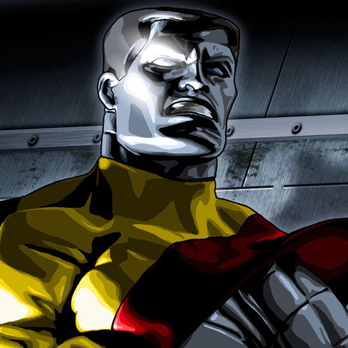 Colossus, X-Men, Brian C. Roll, Odyssey Art, thbnail