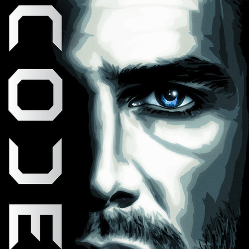 "Code 8 Limited Edition 11""x17"" Art Print by Brian C. Roll, Odyssey Art, thbnail"