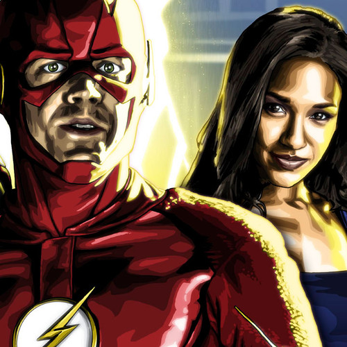 The Flash, S.T.A.R. Labs, Flashpoint, Grant Gustin, Brian C. Roll, Odyssey Art, thbnail
