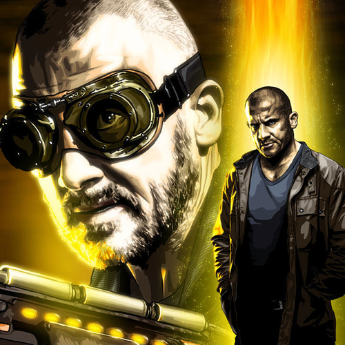 Heat Wave, Mick Rory, Dominic Purcell, Brian C. Roll, Odyssey Art, thbnail