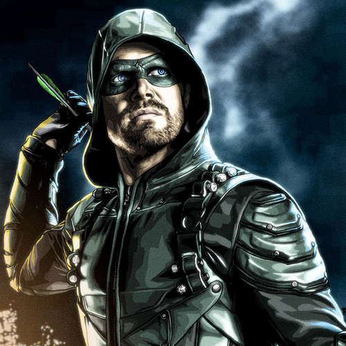 Arrow, Green Arrow, Arrowverse, Oliver Queen, Stephen Amell, Brian C. Roll, Odyssey Art, thbnail
