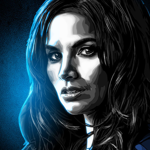 Katrina Law, Arrow, The Oath, Spartacus, Hawaii Five-O, Brian C. Roll, Odyssey Art, thbnail