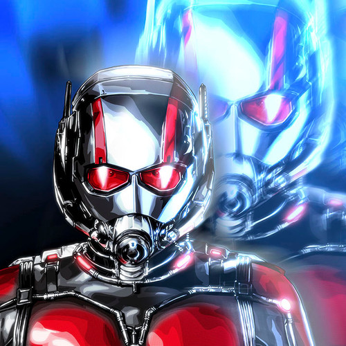 Ant-Man, Antman, Brian C. Roll, Odyssey Art, small, thbnail
